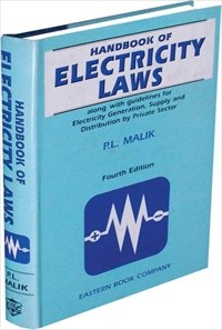 Handbook of  Electricity Laws