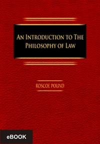 An Introduction to the Philosophy of Law (e-book)