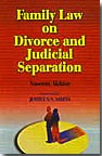 Family Law on Divorce and Judicial Separation