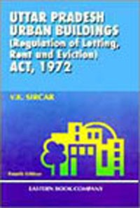 Uttar Pradesh Urban Buildings  (Regulation of Letting, Rent and Eviction) Act, 1972