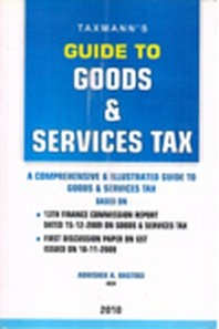 Guide to Goods and Services Tax