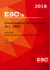 Environment (Protection) Act, With Rule 1986