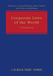 Corporate Laws of the World: A Handbook