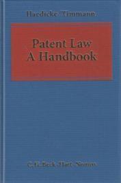 Patent Law: A Handbook