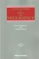 Charlesworth & Percy on Negligence 13th ed: 2nd Supplement