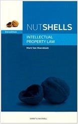 Nutshells Intellectual Property Law 3rd ed