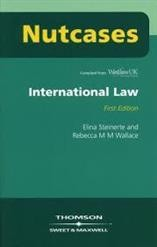 Nutcases International Law