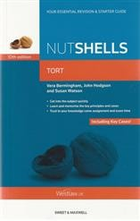 Nutshells Tort 10th ed