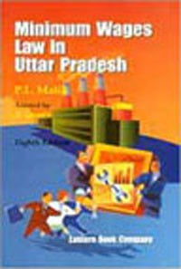 Minimum Wages Law  in Uttar Pradesh (Print On Demand)
