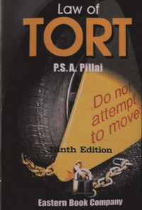 P.S.A. Pillai's Law of Tort