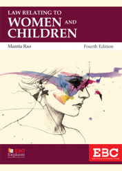 Law relating to  Women & Children by Mamta Rao