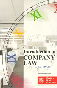 Introduction to Company Law by Avtar Singh