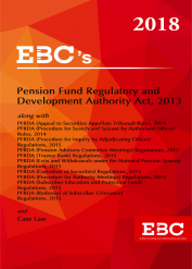 Pension Fund Regulatory And Development Authority Act 2013