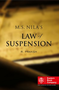 Nila's Law of Suspension