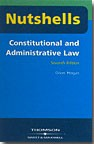 NUTSHELL CONSTITUTIONAL AND ADMINISTRATIVE LAW (PB)