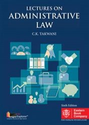 Lectures on Administrative Law