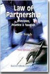 Law of Partnership  (Principles, Practice and Taxation)