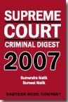 Supreme Court Criminal Digest, 2007