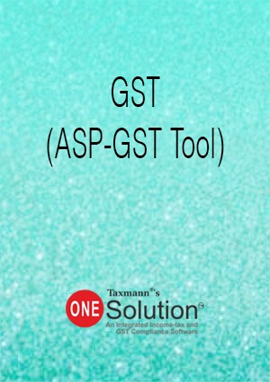 GST (ASP-GST Tool) (Multi-user) - One Solution