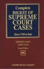 Complete Digest of Supreme Court Cases, Vol 46 (Pre-publication)