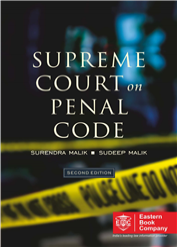 Supreme Court on Penal Code - Volume 5 [Pre-Publication]