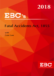 Fatal Accidents Act, 1855 with Case Law