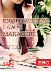 Environmental Law For Managers