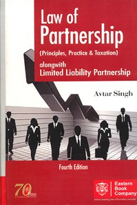 Law of Partnership (Principles, Practice and Taxation) along with Limited Liability Partnership Act, 2008