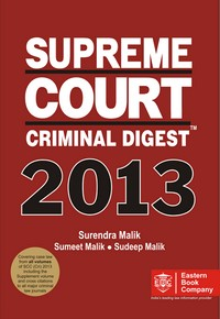 Supreme Court Criminal DigestTM 2013