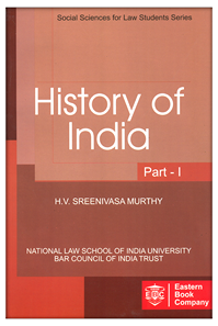 History of India - (Part I) by H.V. Sreenivasa Murthy