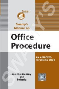 Swamys Manual on Office Procedure