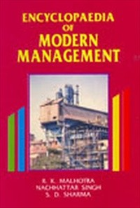 Encyclopaedia Of Modern Management