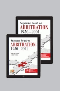 Supreme Court on Arbitration Collection by Surendra Malik and Sudeep Malik