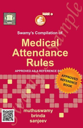 SWAMY'S MEDICAL ATTENDANCE RULES - 2021