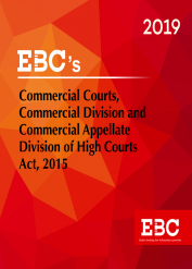 Commercial Courts, Commercial Division and Commercial Appellate Division of High Courts Act, 2015