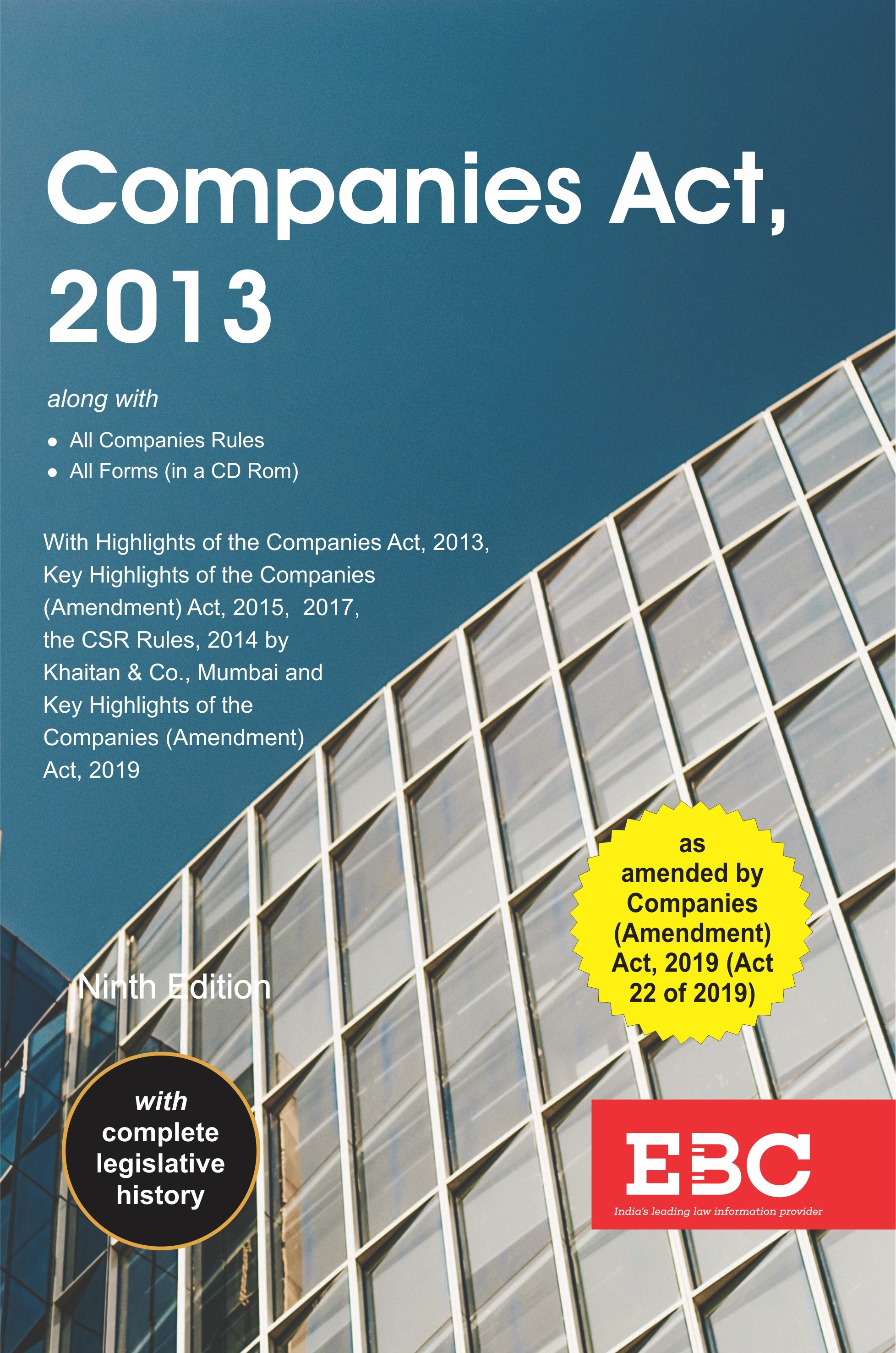 Companies Act, 2013 (Large)