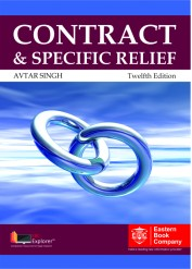 Law of Contract & Specific Relief by Avtar Singh
