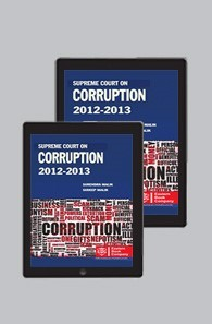 Supreme Court on Corruption (1950 to 2018) Collection by Surendra Malik and Sudeep Malik