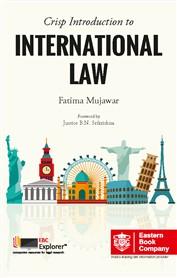 Crisp Introduction to INTERNATIONAL LAW by Fatima Mujawar