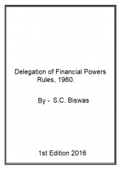 Delegation of Financial Powers Rules, 1999