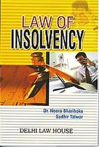 Dr. Neera Bharihoke : Law of Insolvency