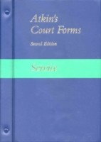 Atkin's Court Forms (Set)