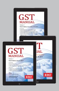 GST Manual Collection