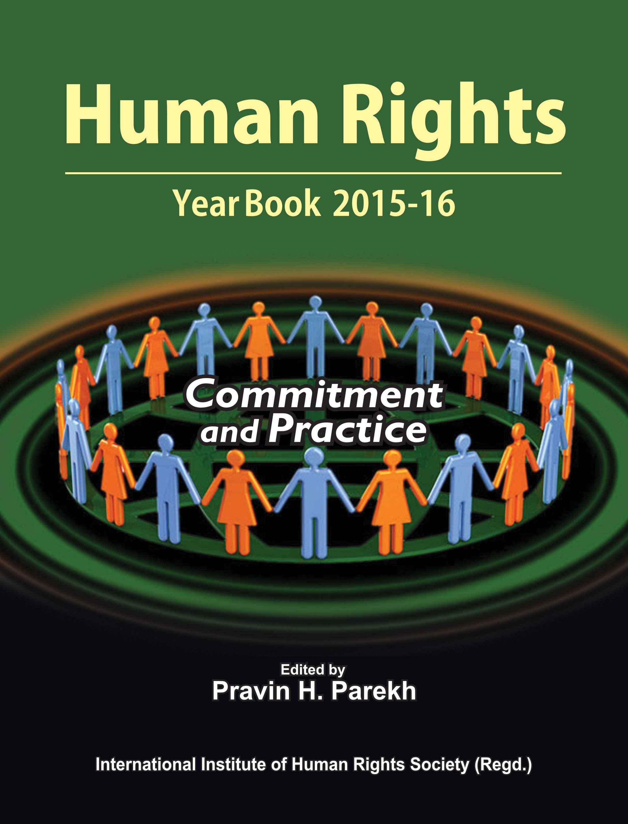 Human Rights Year Book 2015-16