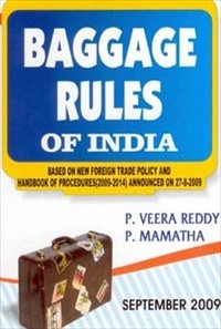 Baggage Rules of India