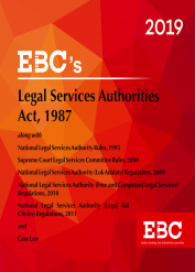 Legal Services Authorities Act, 1987