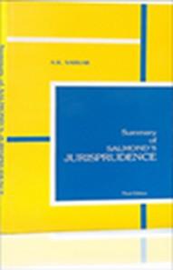 Summary Of Salmond's Jurisprudence