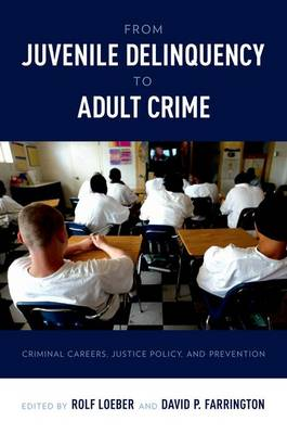 From Juvenile Delinquency to Adult Crime: Criminal Careers, Justice Policy and Prevention