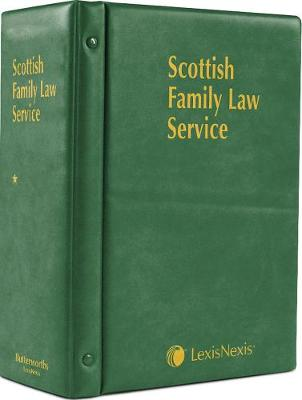 Butterworths Scottish Family Law Service