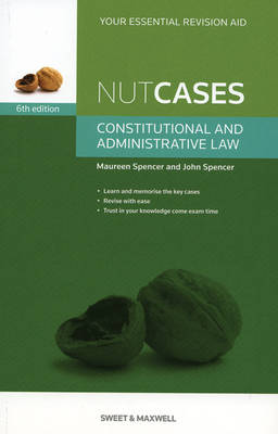 Nutcases Constitutional and Administrative Law 6th ed